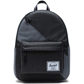Herschel Classic X-Large Rugzak, black crosshatch/quiet shade/periscope